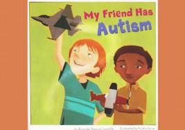 Libro: Mi amigo tiene Autismo