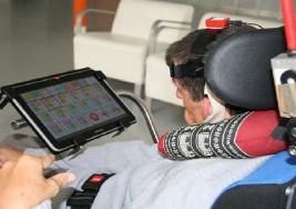 Proyecto ABC, el sistema que permite que personas con parálisis cerebral se puedan comunicar