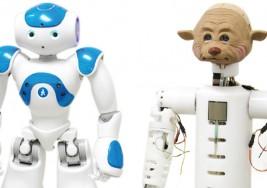Robots, apoyo para autismo