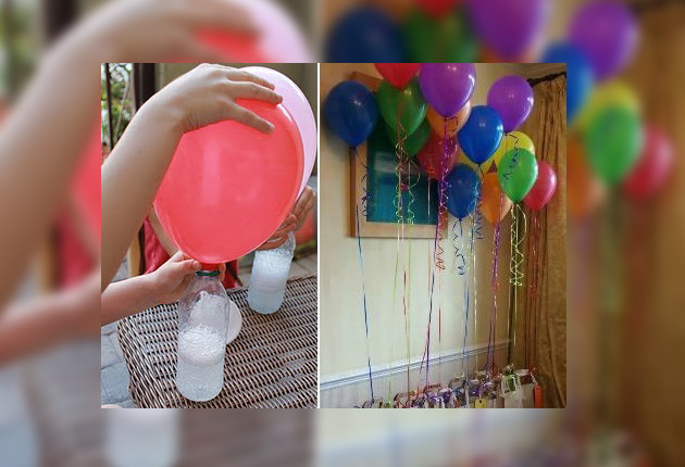 Manualidades como inflar un globo sin helio todos somos uno - Helio para inflar globos barato ...