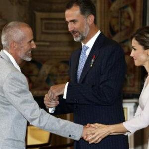 Reyes de España.