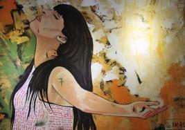 Alistan venta de arte con aportación a niños con autismo