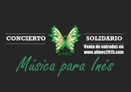 Música para Inés: el concierto solidario para su parálisis cerebral