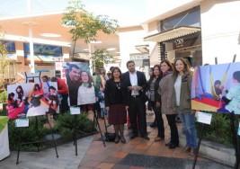 """Inauguran exposición """"Síndrome de Down: Otra mirada"""" en La Serena"""