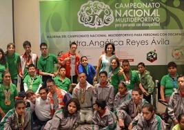 Atiende Femedepc a mil 200 atletas con parálisis cerebral en el país