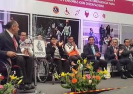 Presentación de la guía general de prevención y preparación en situaciones de emergencia para personas con discapacidad