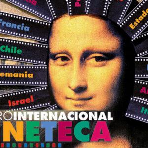 Flyer de la cineteca Nacional.