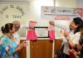 Inauguró DIF Tabasco clínica para atender a niños con síndrome de Down