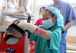 El hospital Santa Lucía aplica una nueva técnica a niños con parálisis cerebral