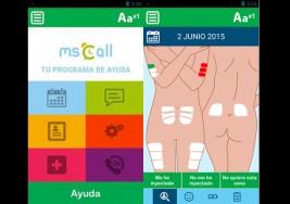 'msCall', una app de seguimiento para pacientes con esclerosis múltiple