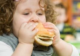 Campaña para prevenir la obesidad en la infancia