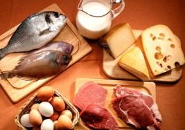 Disminuye consumo de proteínas para una buena alimentación