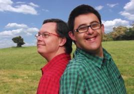 Una serie de la televisión vasca tiene como protagonistas a dos jóvenes con síndrome de Down