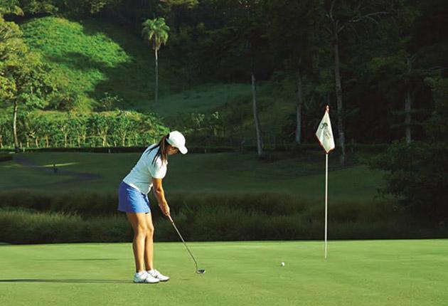 Arranca el Primer Torneo de Golf para Ciegos