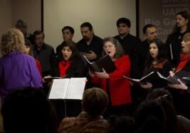 Cuatro Coros locales acompañarán al Coro Nacional de Ciegos en sus dos actuaciones en Río Gallegos