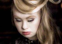 Conoce a Madeline Stuart primera modelo con síndrome de Down en el New York Fashion week