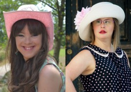 Olaia y Paola, las dos blogueras con síndrome de Down que triunfan en la moda