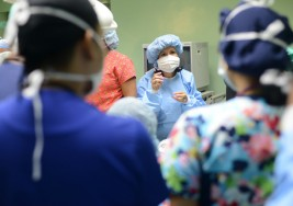 Realizarán cirugías a pacientes con parálisis cerebral infantil