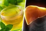 Hígado y té.