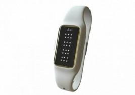 Presentan un reloj inteligente para ciegos