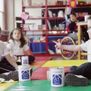 Imagen del video de la nueva campaña de APAC.