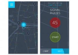 Una app para ayudar a los ciegos a cruzar la calle