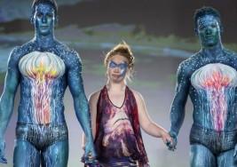 Maddy, una modelo con síndrome de Down, debuta en la pasarela de Nueva York