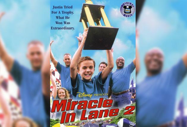 'Milagro en el carril 2′ una película original de Disney Channel