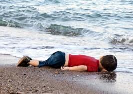 Alguien escribió un hermoso obituario para el niño sirio que se ahogó en las costas de Turquía