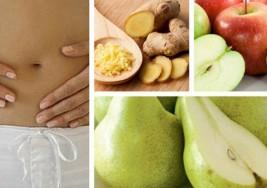¿Sufres de indigestión? Combátela con este zumo de manzana, pera y jengibre