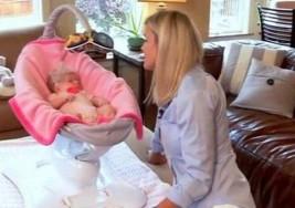 """Una mujer con esclerosis múltiple dio a luz a su """"propia nieta"""""""