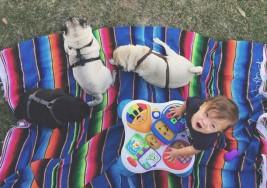 Bebé con síndrome de Down triunfa en Instagram