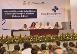 Tabasco abre 17 clínicas para menores con Síndrome de Down