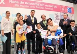Alertan por casos de parálisis cerebral que se presentan en niños