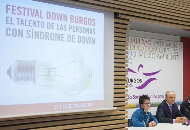 Jóvenes con síndrome de Down mostrarán sus logros en el Festival Down