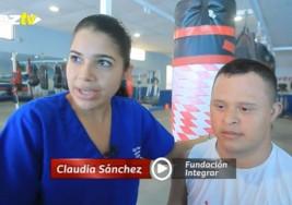 Gran historia: Boxeador hondureño con Síndrome de Down