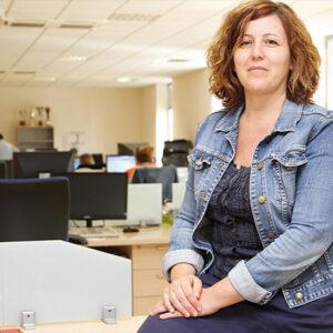 Psicóloga clínica y neuropsicóloga, Elena Cañizares.