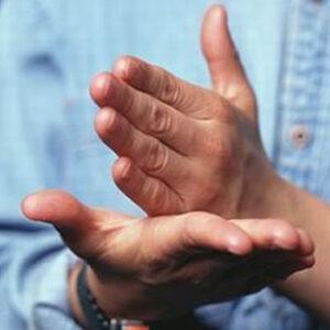 Señas para sordos