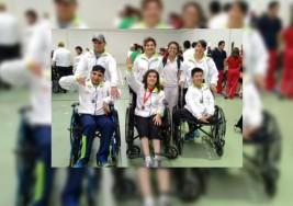Deportistas michoacanos con Parálisis Cerebral ganaron 19 medallas en Nacional en Veracruz