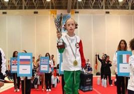 Mexicana con síndrome de Down gana Campeonato Mundial de Gimnasia Artística
