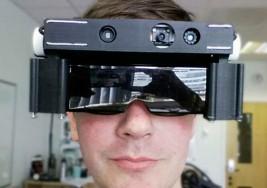 Un dispositivo traduce imágenes en sonido y ayuda a los ciegos a ver