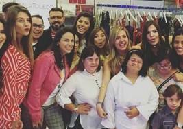 Diseñadores venezolanos se solidarizan con el síndrome de Down