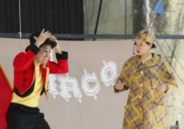 """La FILO incluyente presenta """"Seña y verbo"""" Teatro para sordos"""