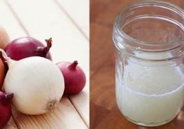 Cómo utilizar jugo de cebolla para controlar la caída del cabello
