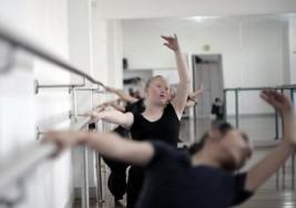 VIDEI: Valeria Charry, una bailarina con síndrome de Down