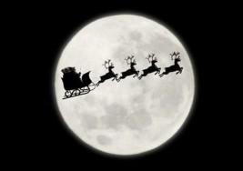 Luego de 38 años, la noche de Navidad tendrá Luna llena
