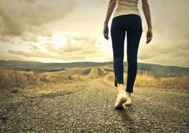 Sigue caminando, pase lo que pase