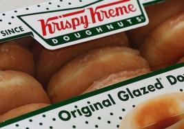Ayuda a un niño con autismo, comiéndote una Krispy Kreme