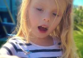 Una niña con autismo pide tostadas después de tres años sin hablar