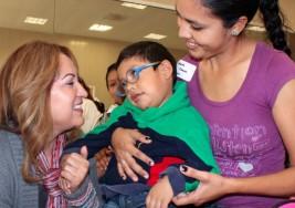 Respaldarán a niños con parálisis cerebral en Tamaulipas